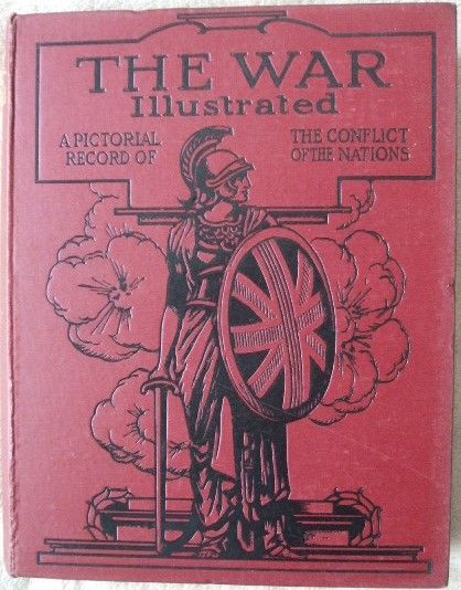 Hammerton THE WAR ILLUSTRATED Volume Three