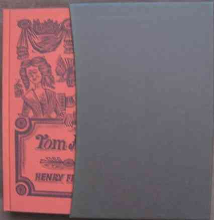 Henry Fielding THE HISTORY OF TOM JONES Folio Society 1995