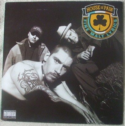 House of Pain FINE MALT LYRICS Vinyl LP