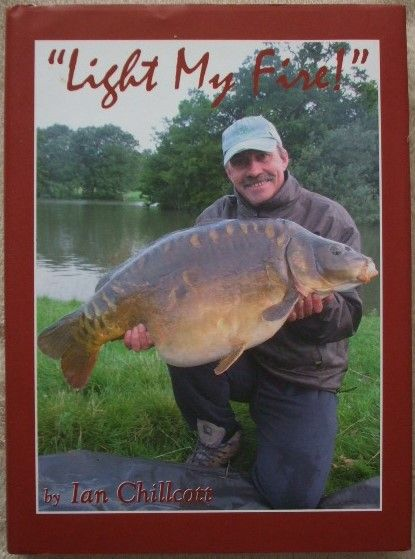 Ian Chillcott LIGHT MY FIRE Limited Edition Carp Fishing