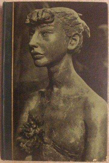 Jacob Epstein AN AUTOBIOGRAPHY First Edition 1955