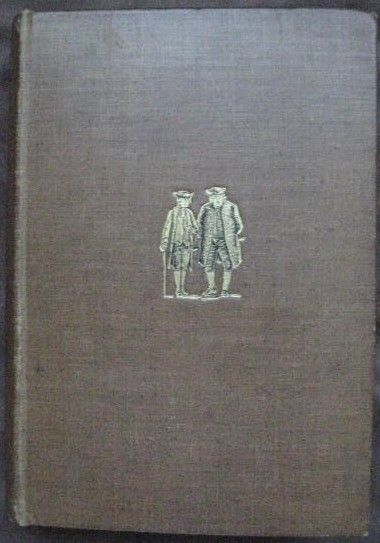 James Boswell EVERYBODY'S BOSWELL Limited Edition Signed by Ernest Shepherd