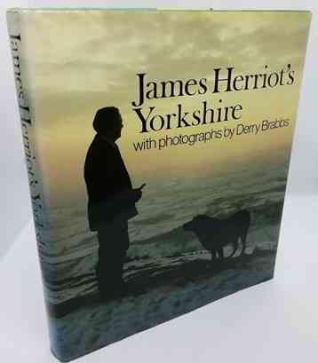 James Herriot JAMES HERRIOT'S YORKSHIRE Signed Hardback