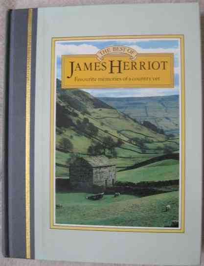 James Herriot THE BEST OF JAMES HERRIOT First Edition Signed