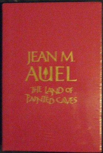 Jean M. Auel THE LAND OF PAINTED CAVES Signed Limited Edition Sealed