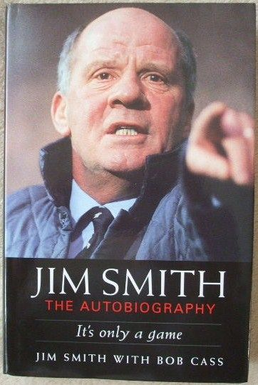 Jim Smith IT'S ONLY A GAME First Edition Signed