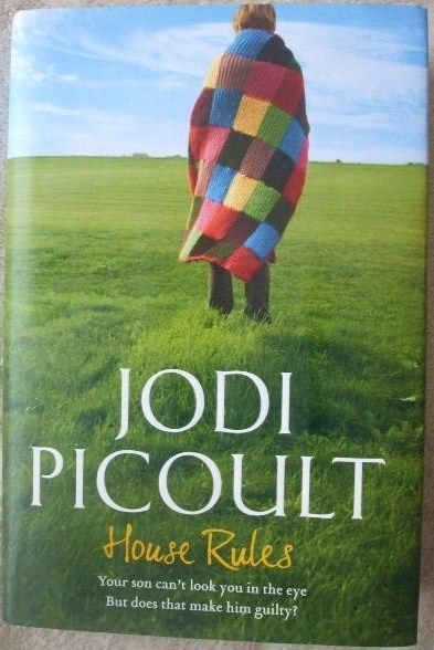 Jodi Picoult HOUSE RULES Signed Hardback
