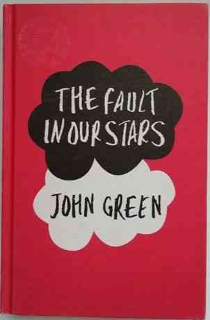 John Green THE FAULT IN OUR STARS Signed Hardback