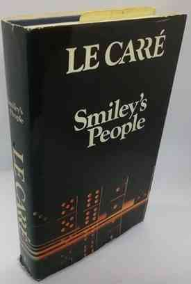 John le Carre SMILEY'S PEOPLE First Edition