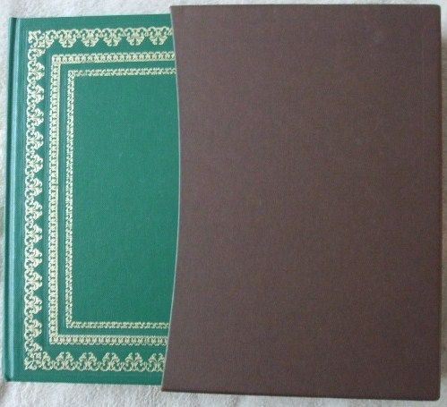 John Richard Green A SHORT HISTORY OF THE ENGLISH PEOPLE Folio Society