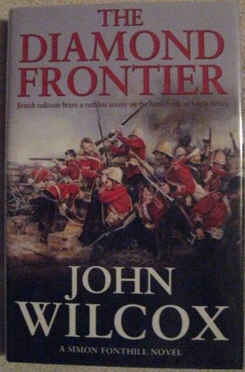 John Wilcox THE DIAMOND FRONTIER Signed Limited Edition