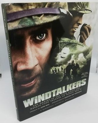 John Woo WINDTALKERS First Edition Hardback Signed