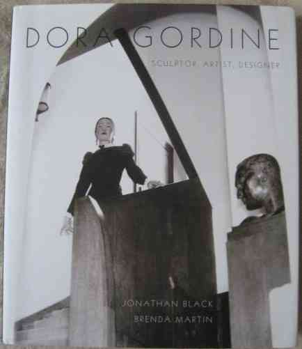Jonathan Black Brenda Martin DORA GORDINE First Edition Signed
