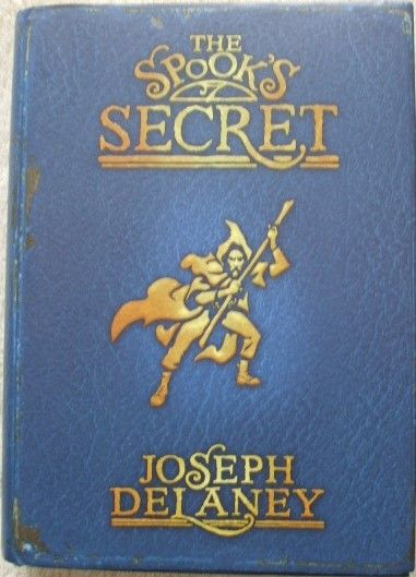 Joseph Delaney THE SPOOK'S SECRET First Edition Signed