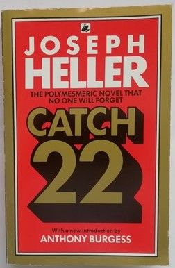 Joseph Heller CATCH-22 Signed 1990 Paperback