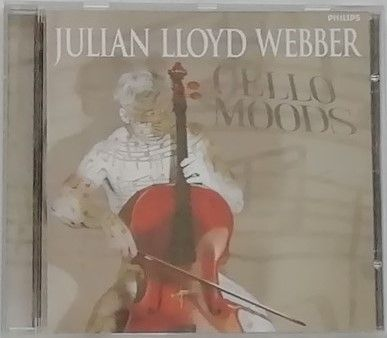 Julian Lloyd Webber CELLO MOODS Used CD