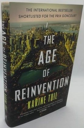 Karine Tuil THE AGE OF REINVENTION First Edition Signed