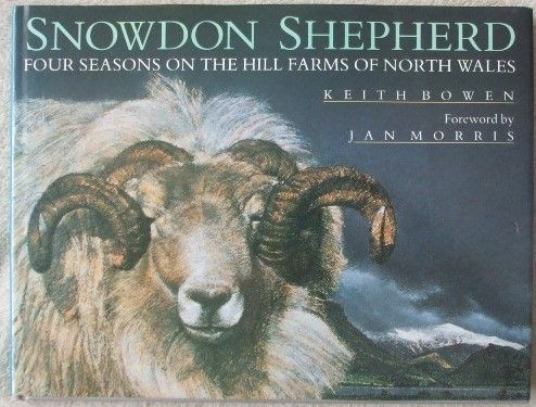 Keith Bowen SNOWDON SHEPHERD Signed Limited Edition