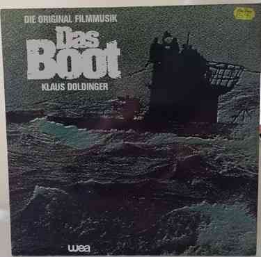 Klaus Doldinger DAS BOOT Original Film Music Vinyl LP
