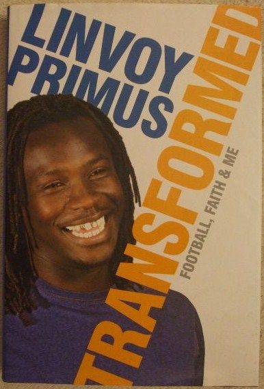 Linvoy Primus TRANSFORMED First Edition Signed