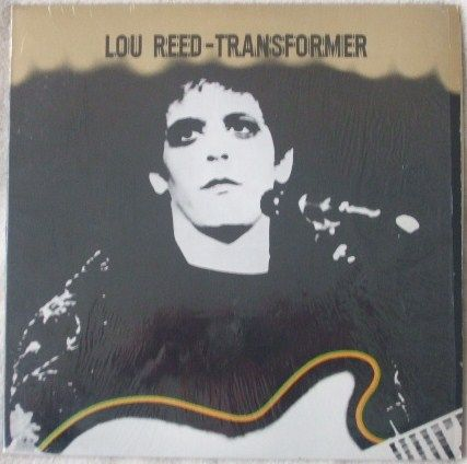 Lou Reed TRANSFORMER Vinyl LP