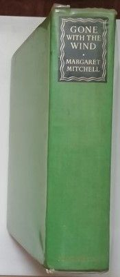 Margaret Mitchell GONE WITH THE WIND Hardback 1939