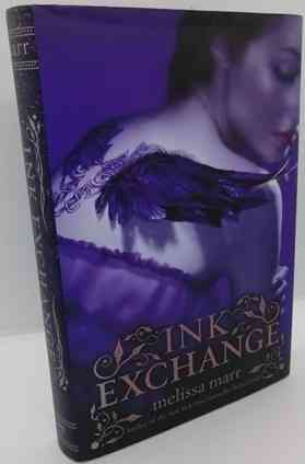 Melissa Marr INK EXCHANGE First Edition Signed