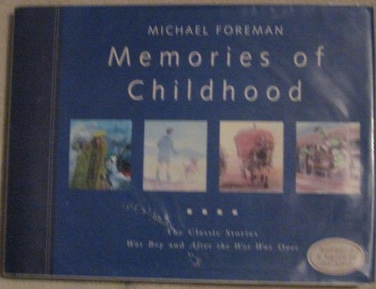 Michael Foreman MEMORIES OF CHILDHOOD Signed Limited Edition