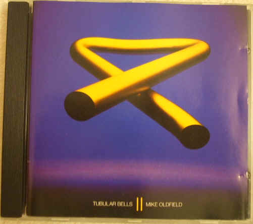 Mike Oldfield TUBULAR BELLS 2 1992 CD