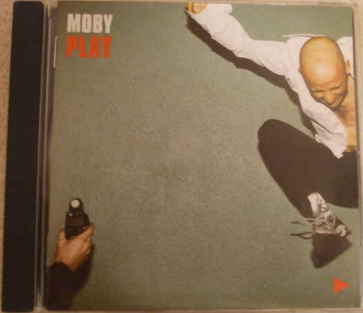 Moby PLAY CD 1999 with booklet insert