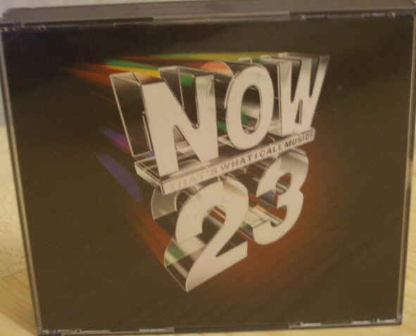 Now That's What I Call Music Volume 23 Various Artists CD Fatbox