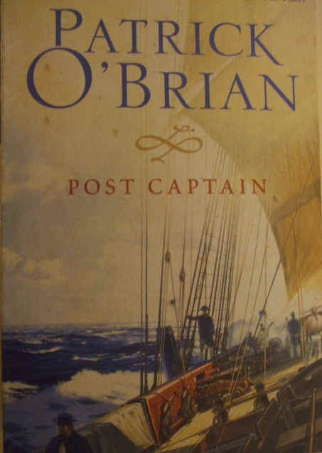 Patrick O'Brian POST CAPTAIN Paperback