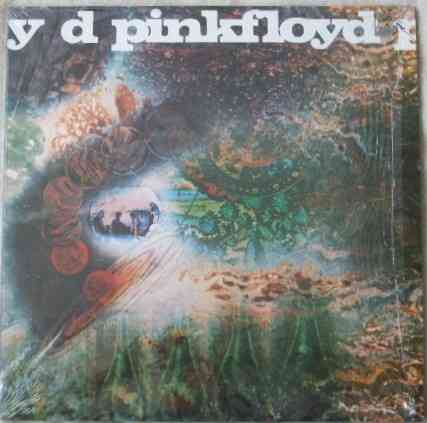 Pink Floyd A SAUCERFUL OF SECRETS Reissue Vinyl LP Fame