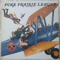 Pure Prairie League JUST FLY Vinyl LP