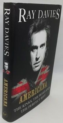 Ray Davies AMERICANA First Edition Signed