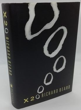 Richard Beard X20 First Edition Signed