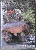 Ritchie McDonald BIG CARP LEGENDS Double Signed First Edition