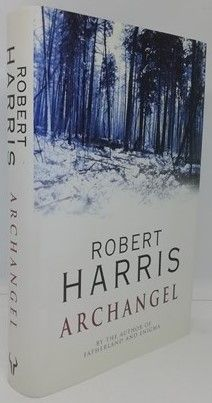 Robert Harris ARCHANGEL First Edition Signed
