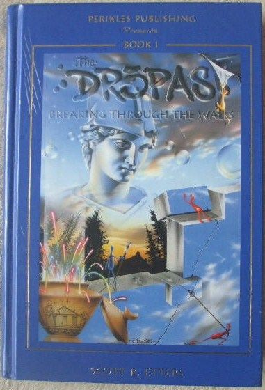 Scott Etters THE DROPAS First Edition Signed