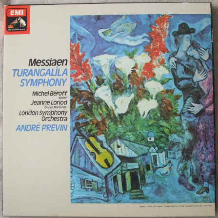 SLS 5117 Messiaen TURANGALILA SYMPHONY Previn TAS Listed