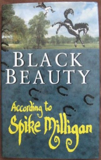 Spike Milligan BLACK BEAUTY First Edition Signed