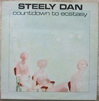 Steely Dan COUNTDOWN TO ECSTACY Vinyl LP