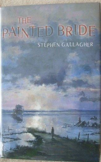 Stephen Gallagher THE PAINTED BRIDE Signed Limited Edition Ex-Library