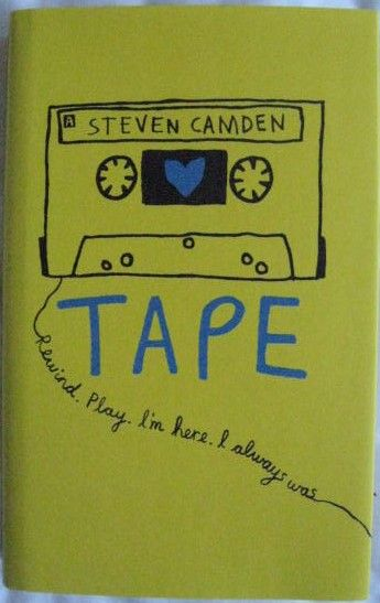 Steven Camden TAPE First Edition Signed