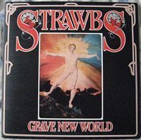 Strawbs GRAVE NEW WORLD Vinyl LP