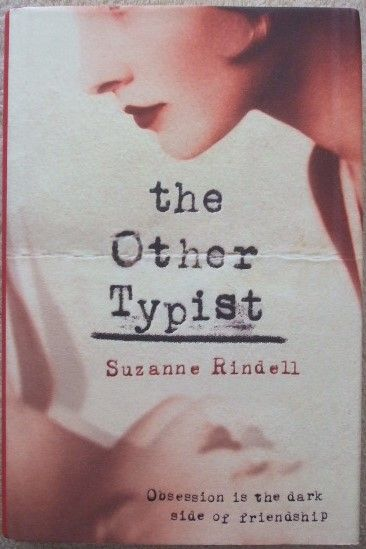 Suzanne Rindell THE OTHER TYPIST First Edition Signed