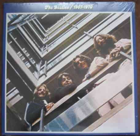 The Beatles 1967-1970 Double Vinyl LP Sealed DeAgostini