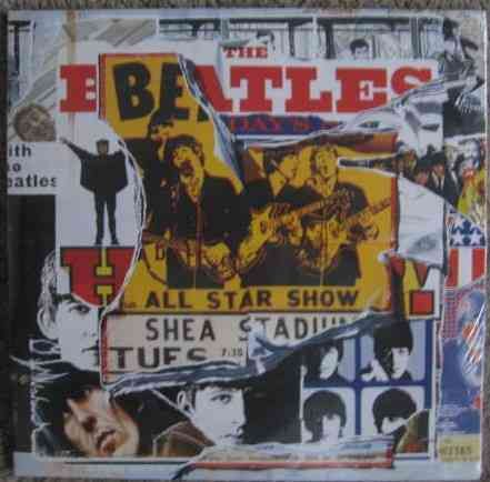The Beatles ANTHOLOGY 2 Triple Vinyl LP Sealed DeAgostini