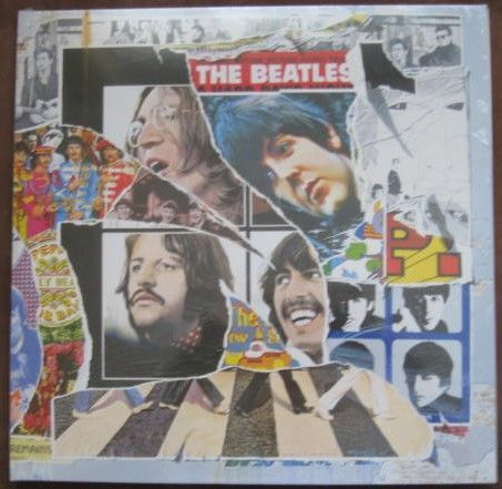 The Beatles ANTHOLOGY 3 Triple Vinyl LP Sealed DeAgostini