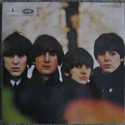 The Beatles FOR SALE Vinyl LP Sealed DeAgostini